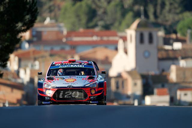 WRC서 도요타 제친 현대차, 올해 목표는 '통합우승'