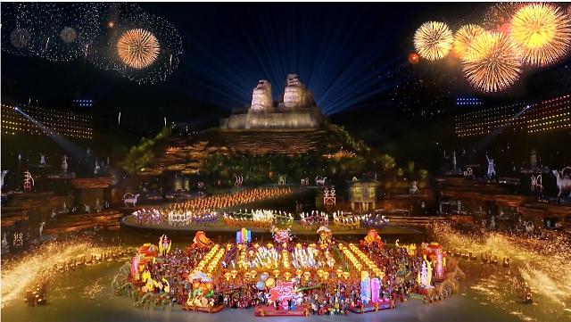 """中国""""2020春晚""""精彩亮相  全球观众共享文化视听盛宴"""
