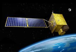 .韩国年内将先后发射环境卫星和新型中型卫星.