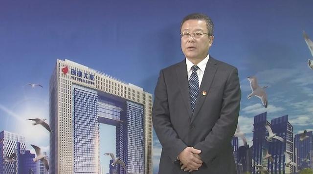 류썬 옌타이 고신구 서기 '편리한 산업인프라 구축할 것' [중국 옌타이를 알다(432)]