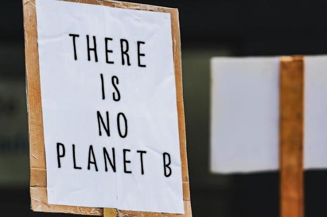 [IT기업 기후변화 책임선언] ① 기후변화 대응 촉구하는 아마존·구글 직원들