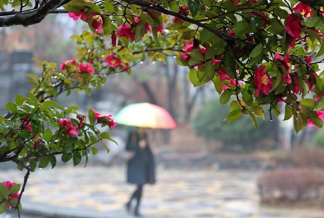 [내일날씨] 흐리고 남부지방 비…강원 산지 많은 눈