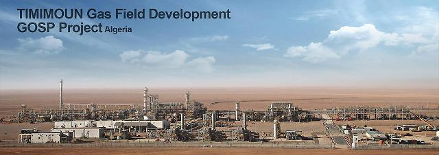 Samsung Engineering wins $1.85 bln deal to participate in Aramco gas project