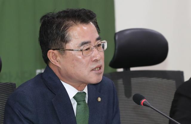 """최경환 """"바른미래·평화·대안신당 통합협의체 구성해야"""""""