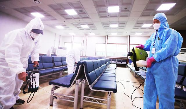 韩政府全力应对新型肺炎疫情