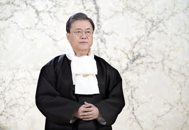"""[신종코로나] 文대통령, 中시진핑에 서한…""""지원·협력 아끼지 않을 것"""""""
