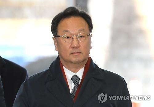 인보사 의혹 이우석 코오롱생명과학 대표 구속영장 재청구