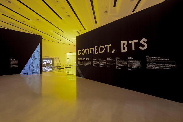 CONNECT, BTS 방탄소년단의 철학과 메시지를 현대미술로 만난다![종합]
