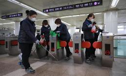 .S. Korea puts 3,000 people from Wuhan under virus test.