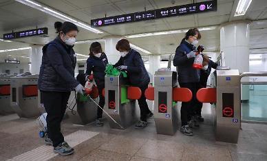 S. Korea puts 3,000 people from Wuhan under virus test