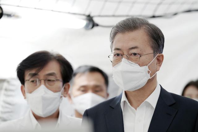 文在寅致函习近平表示愿协助中国防控新型肺炎