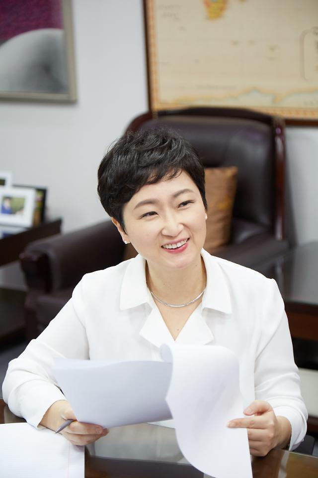 이언주, 한국당에 세대교체·통합야당 요구