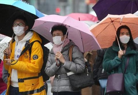 [포토] 걱정스런 일본 시민들