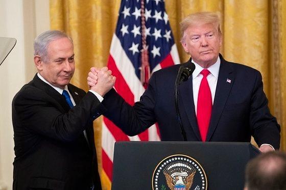 """美 중동평화계획 제안...팔레스타인 """"흥정 대상 아냐"""" 반발"""