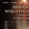 .Girl band (G)I-DLE to go on first world tour in April.