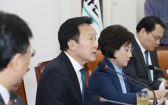 """손학규 """"靑, 검찰 길들이기 그만하라"""""""