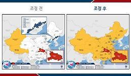 .韩国发布赴华旅游安全预警.