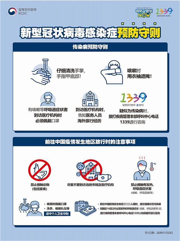 IFEZ,신종 코로나바이러스 선제적 대응