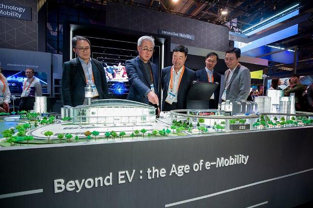 SK Innovation vows to raise portion of battery and material businesses