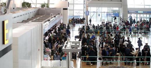 2019年韩国航空旅客人数创历史新高