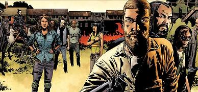 Com2uS partners with US entertainment company to create Walking Dead mobile game