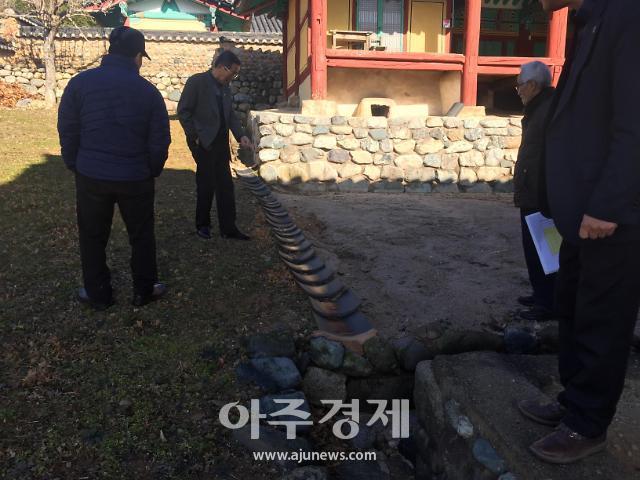 경북도, 올해 문화재 133건 보수·정비...152억 원 투입