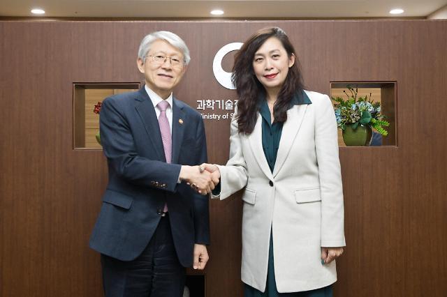 """최기영 과기정통부 장관, IPTV 업계 목소리 청취… """"지역성 강화, 콘텐츠 투자에 힘써주길"""""""