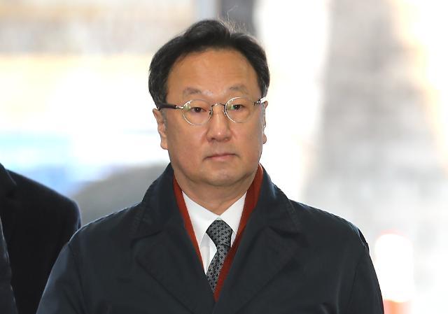 인보사 사태 코오롱생명 이우석 대표 구속