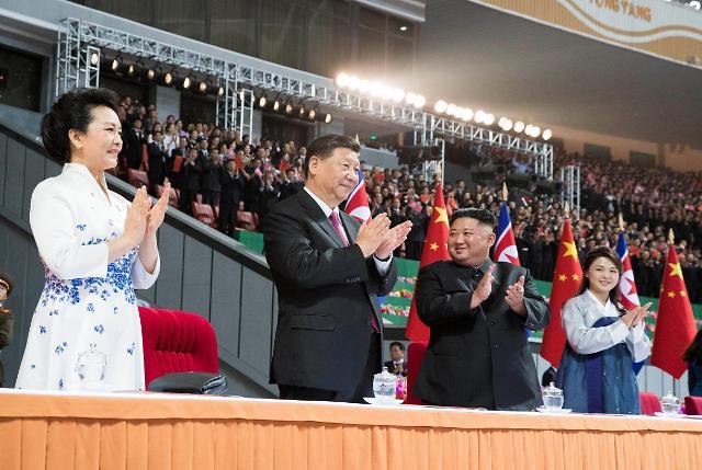 [신종코로나]김정은, 북중 밀월과시…中시진핑에게 위문서한·지원금 전달