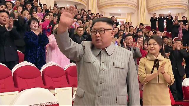 북한 김정은, 시진핑에 신종 코로나 분투에 심심한 위문 서한