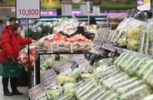 1月消费者物价上升1.5% 时隔13个月再次回升到1%