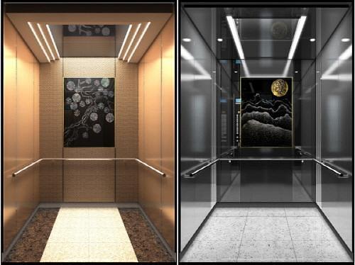 티센크루프, 한국전통미 살린 나전옻칠 엘리베이터 디자인 출시