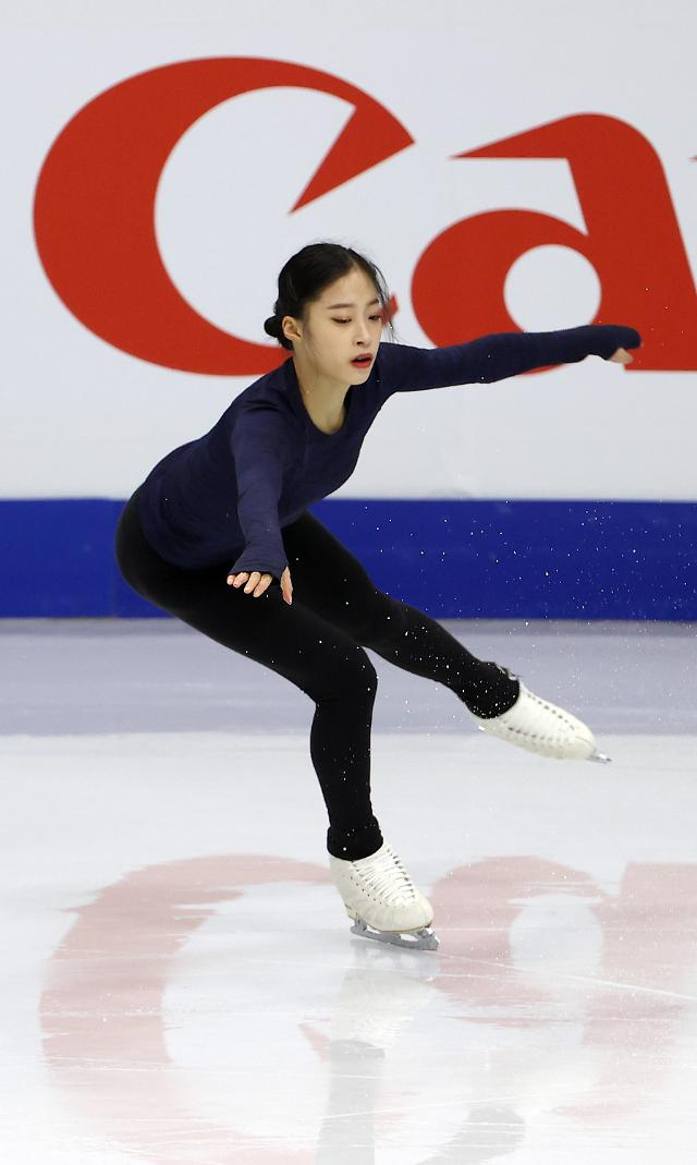 S. Korean figure skaters to test mettle against intl stars on home ice: Yonhap
