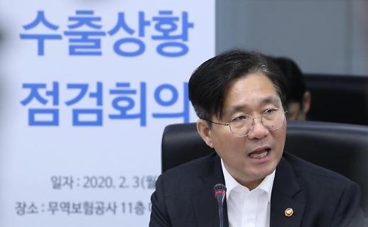 新冠疫情对韩国出口影响几何?尚未造成严重冲击