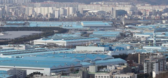 국내 현대차 공장 불꺼졌다....기아차도 10일 중단
