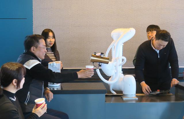한국폴리텍대학 인천캠퍼스, 로봇과 함께 근무하는 기술교육 현장
