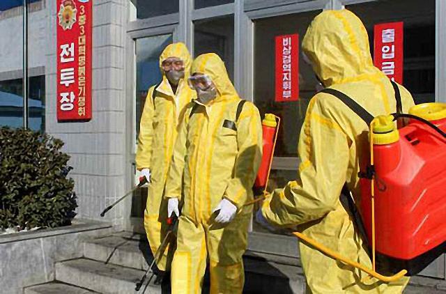 [신종코로나] 전염병 확산 막아라!…北 중앙비상방역지휘부 업무 조정에 신약 개발까지