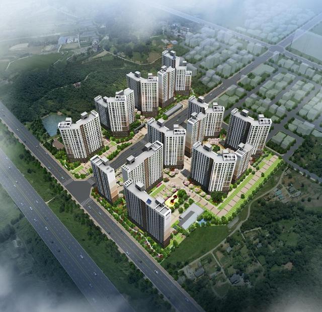 도시개발지구 첫 분양 프리미엄 기대