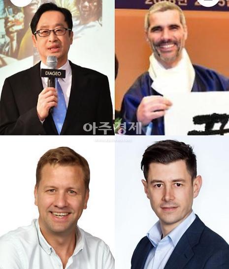 식품·주류 외국인 CEO, 한국시장 경영 성적표는