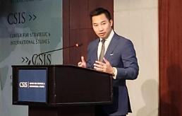 .美国副助理国务卿黄之瀚访韩 韩美工作组会议在首尔召开.