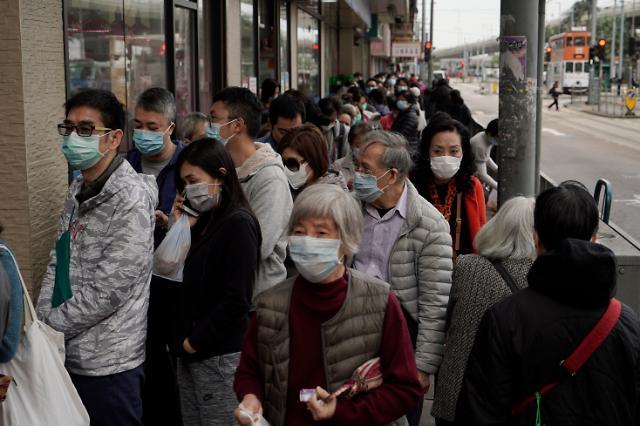 [신종코로나]홍콩서 확진자 3명 추가 발생...크루즈선은 해상 격리 종료