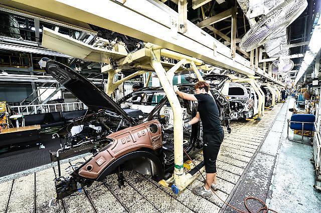 韩政府加急空运线束 现代汽车生产线11日重启