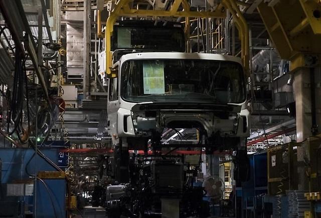 现代·起亚汽车工厂重启……海空运输供应零部件