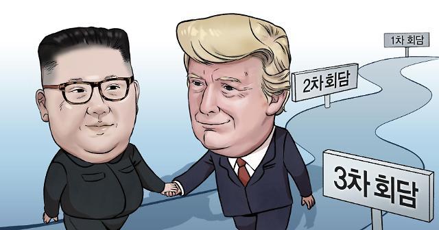 特朗普忙于准备竞选 无意与朝鲜举行会谈