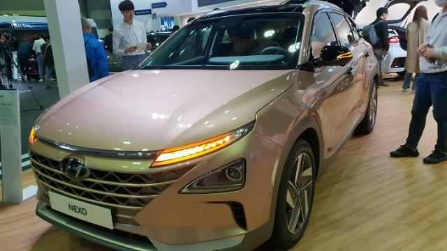 Hyundai partners with U.S. Department of Energy to expand hyrogen car market