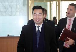 .韩美对朝副代表开会 就半岛局势作评价.