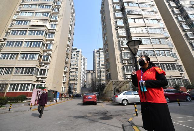 """[신종코로나] 중국 부동산시장 강타 """"베이징 하루 주택거래량 4채 미만"""""""