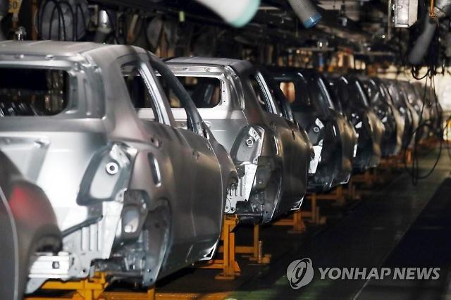 한국GM 트레일블레이저 공장 17~18일 휴업…중국산 부품 재고 소진