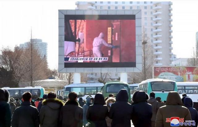 WHO平壤办事处称尚未接到朝鲜新冠病毒确诊报告