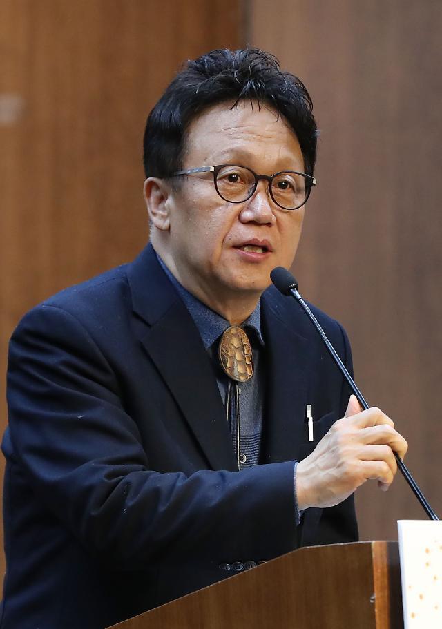 """민병두, 경남 양산을 타협안 제시한 홍준표에 """"두려워하지 말고 동대문을 오라"""""""